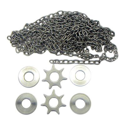 30hr Budget Chain & Sprocket Set