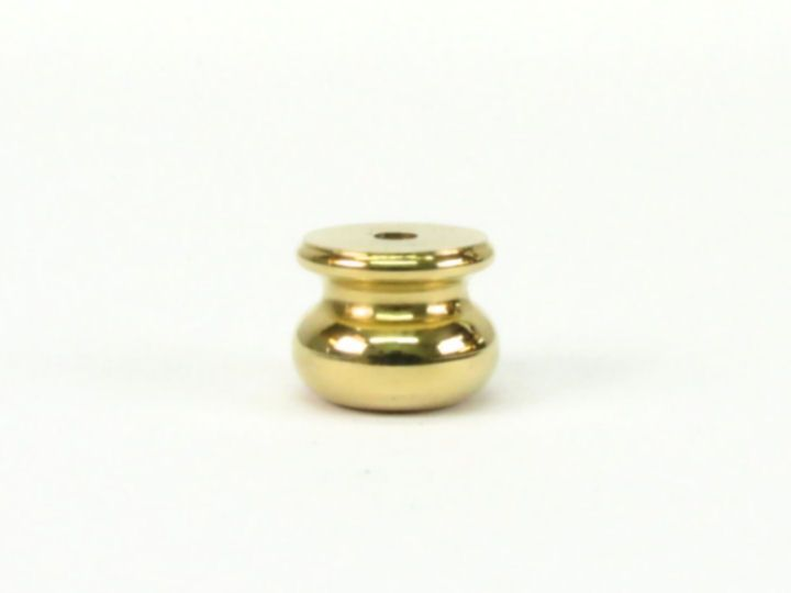 Brass Bun Foot 16mm