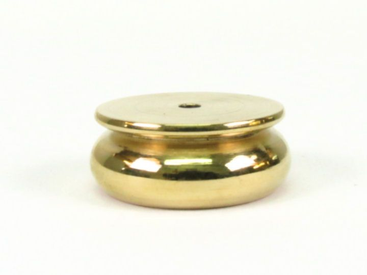 Brass Bun Foot 32mm