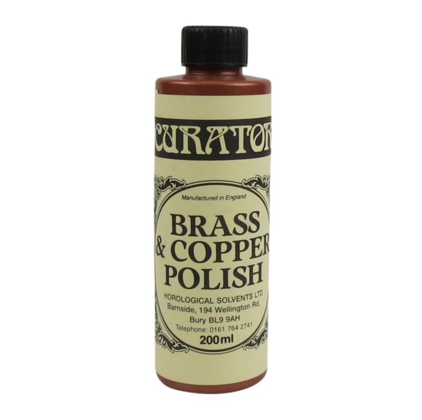 Brass & Copper Polish 200mls